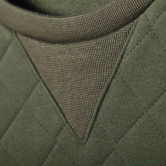 quilted sweat shirt - Google Search