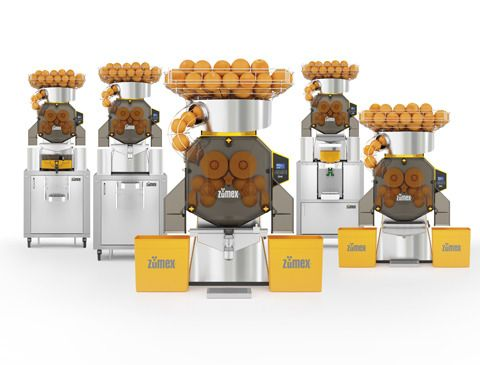 Zumex SPEED Pro +PLUS series - Citrus Extractor
