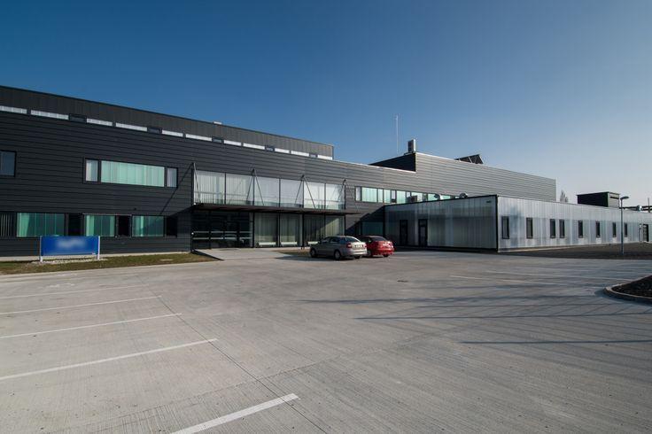 Public commission 2013  Programme : materials... - MARTINEK / ARCHITECT