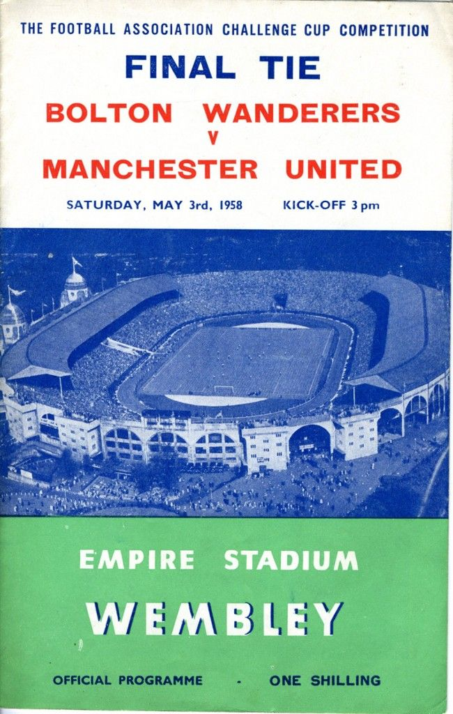 Less than 3 months after the Munich Air Disaster , Manchester United were defeated by two Nat Lofthouse goals.