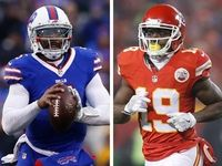 Tyrod Taylor joins recruitment of WR Jeremy Maclin - NFL.com
