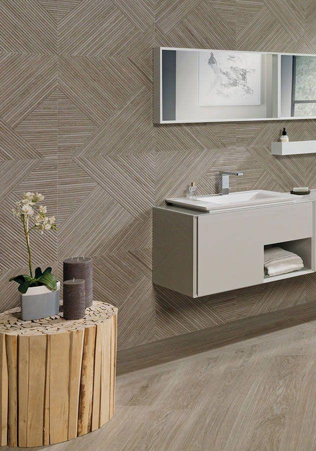 Porcelanosa Minnesota Ash Tile 25 X 150cm Bathroom Feature Wall Tile Bathroom Feature Wall Porcelanosa Tiles