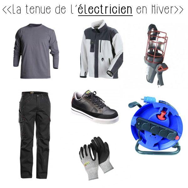 tenue electricien en hiver pour les chaussures http. Black Bedroom Furniture Sets. Home Design Ideas