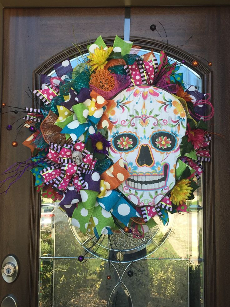 103 best Day of the Dead Sugar Skulls images on Pinterest