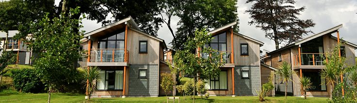 Woodland Homes - Self Catering at The Cornwall Hotel, Spa and Estate | Luxury Accommodation