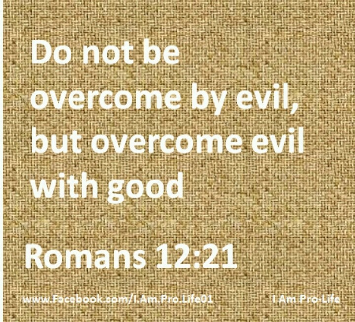40 Bible Verses about Evil