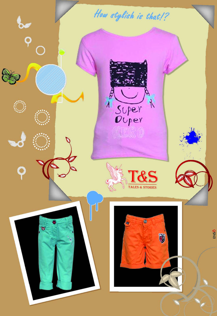 Some Stylish Clothes for the little ones!   #kiddos #talesandstories #kidswear