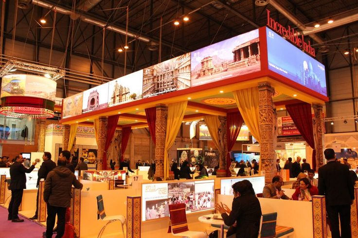 FITUR 2017 – Top 5 Most amazing stands – Tour Travel by Odas Global Consulting