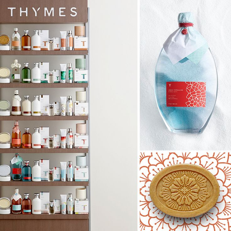 Thymes Studio Collections — The Dieline
