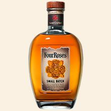 Four Roses Bourbon Small Batch - Four original and limited Bourbons expertly selected by our Master Distiller to create a perfectly balanced small batch Bourbon.