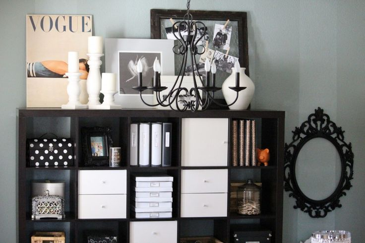 Ikea Kitchen Vancouver Island ~   display on top of shelf more bookcase clutter ikea ideas decor ideas
