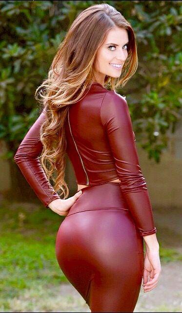 läder underkläder red porr