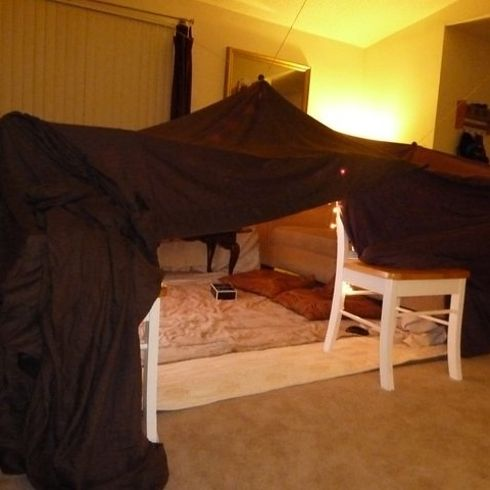19 Blanket Forts You'll Want To Hibernate In