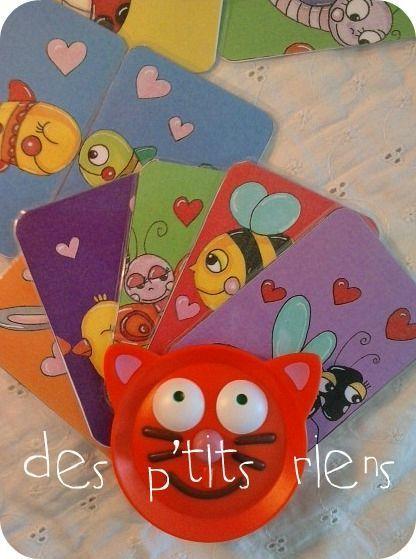 Карточная игра для печати - Игры с детьми - Babyblog.ru