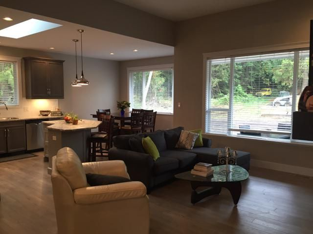 New-ish home for rent Ladysmith, BC. 3 bedroom, 2 bathroom, spacious yard. N/S Available November 1st.