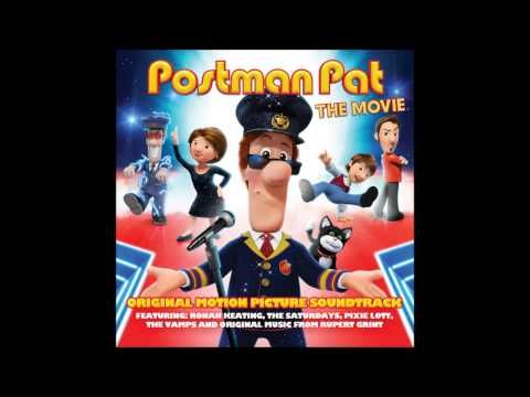 Rupert Grint - Lightning (from Postman Pat: The Movie) RUPERT GRINT  SINGING!!!