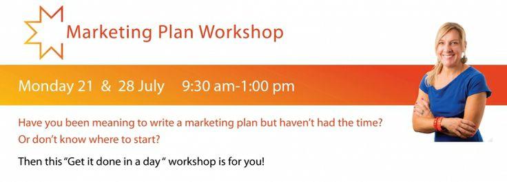 Maple Marketing Workshop July 2014