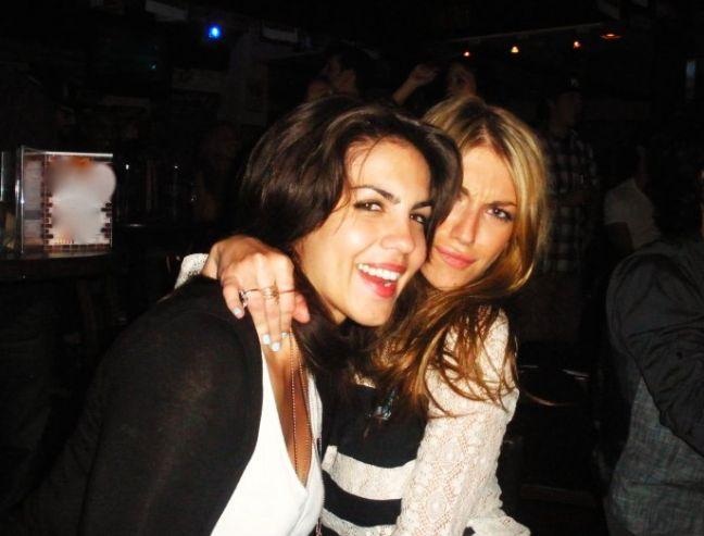 Vanderpump Rules Photos   Throwback to when Katie was a brunette she    Katie Vanderpump Rules Orange Hair