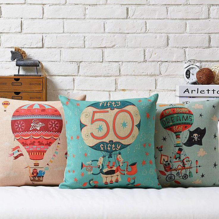 Ucuz ücretsiz nakliye yılbaşı hediye sıcak hava balonu izin rüya sinek desen keten yastık örtüsü ev dekoratif atış yastık kılıfı, Satın Kalite yastık doğrudan Çin Tedarikçilerden:     yastık yastık kılıfıOrada 3 tasarımlar isteğe bu listede.Seçiniz varyasyonları.  Fiyat