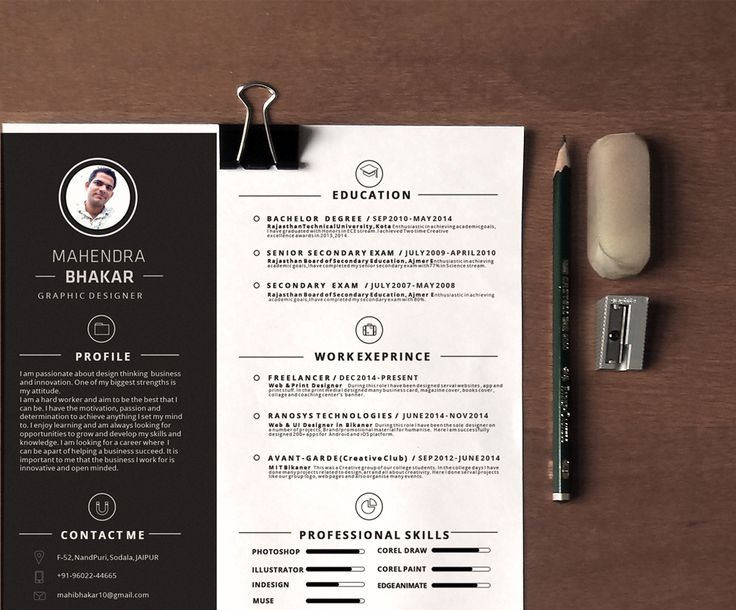 Best Portfolio Images On   Free Resume Letters And