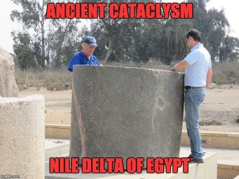 Ancient Cataclysm: Apocalyptic Egyptian Site In The Nile Delta
