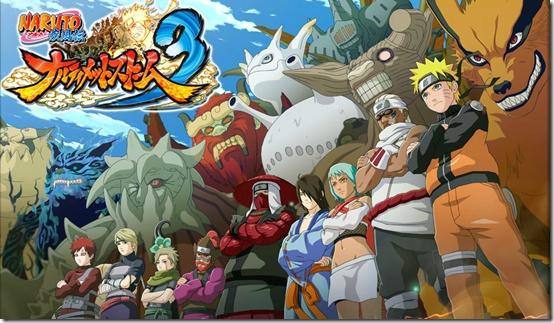 Anima Games | Naruto Shippuden: Ultimate Ninja Storm 3: Prévisto para sair durante a primavera de 2013 | Anima Coupe