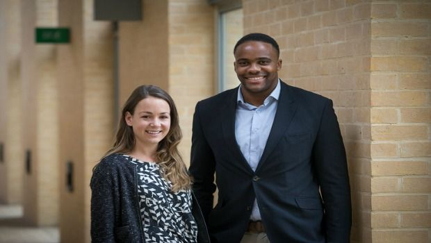 Private equity and strategic consultancy careers on the horizon for two African students awarded prestigious scholarships to study at Oxford Saïd Business School.