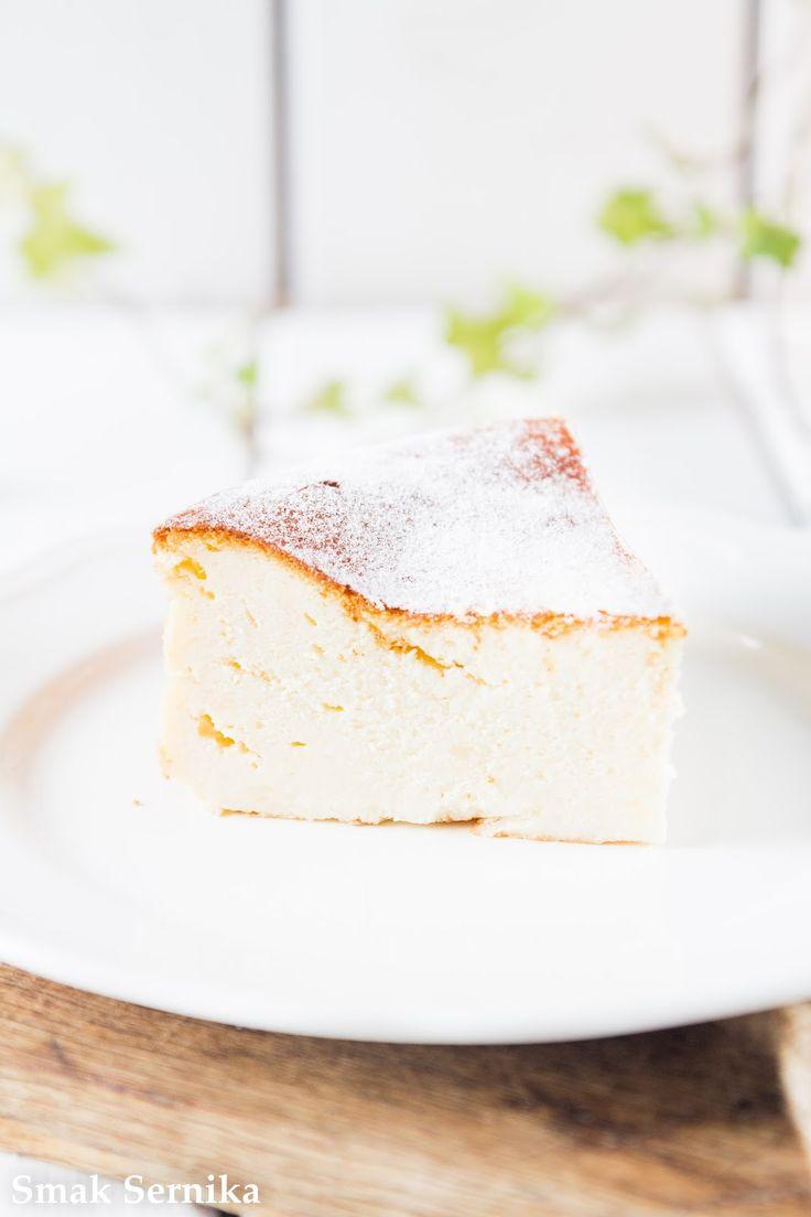 Sernik wiedeński/Viennese cheesecake