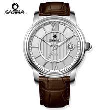 CASIMA SNNOW Automatic Mechanical Watches Men Business Dress Classical Charm Men's Watch relogio masculino Waterproof 100m #8801(China (Mainland))