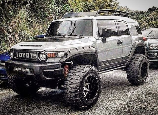 """74 Likes, 2 Comments - Wyvern Tactical (@wytac) on Instagram: """"Think the new FJ is suited for #overlanding duties? Photo by @everythingtoyotas - - - #wytac…"""""""