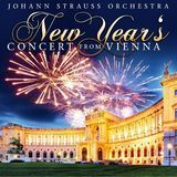 New Year's Concert from Vienna [CD]