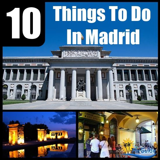 1000 Ideas About Madrid Attractions On Pinterest Tourist Map Madrid Tourist Attractions And