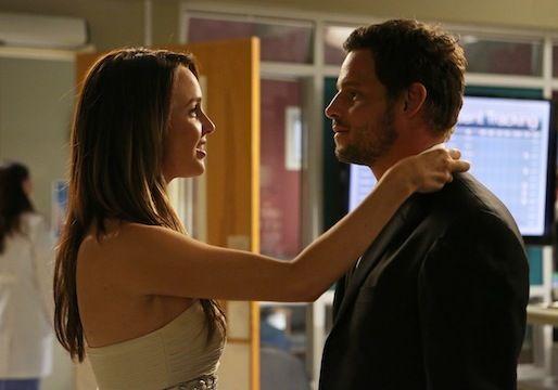 Grey's Anatomy Alex and Cristina | Grey's Anatomy | Camilla Luddington parla della decisione di Alex e il ...