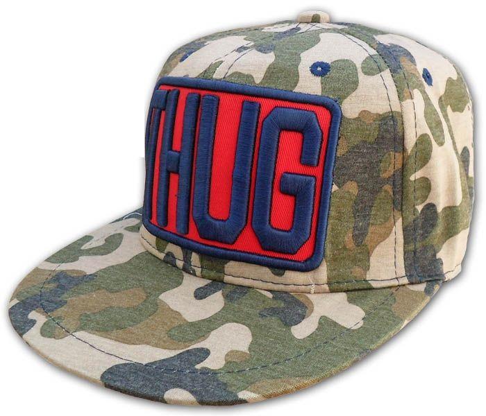 کلاه کپ چریکی THUG LIFE یک کلاه متفاوت با آنچه که به امروز از کلاه کپ دیده اید طرح پارچه بصورت چریکی ( ارتشی ) و برند THUG بصورت برجسته جلوی کلاه و برند LOS ANGELES بصورت برجسته زیر لبه کلاه بشکل گرافیتی کار شده است جنس کلاه از پنبه است و همین سبب میشود […]