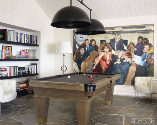 11 best Game Room Ideas images on Pinterest Basement ideas