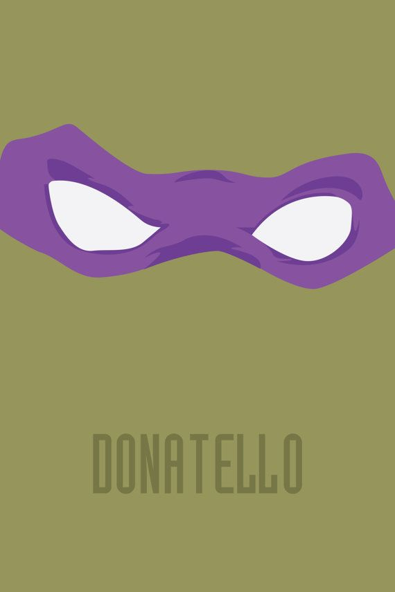 Teenage Mutant Ninja Turtles - Donatello