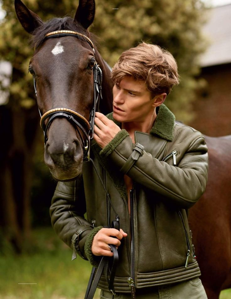 Oliver Cheshire for GQ Style Russia FW 15