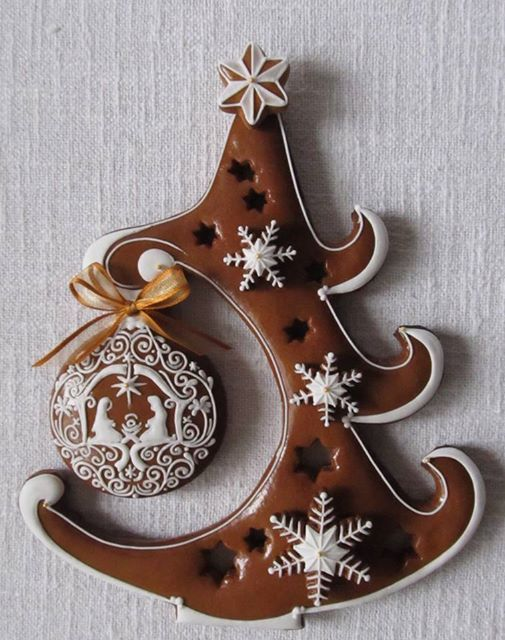 This is a cookie -I would love to see this out of wood and paint