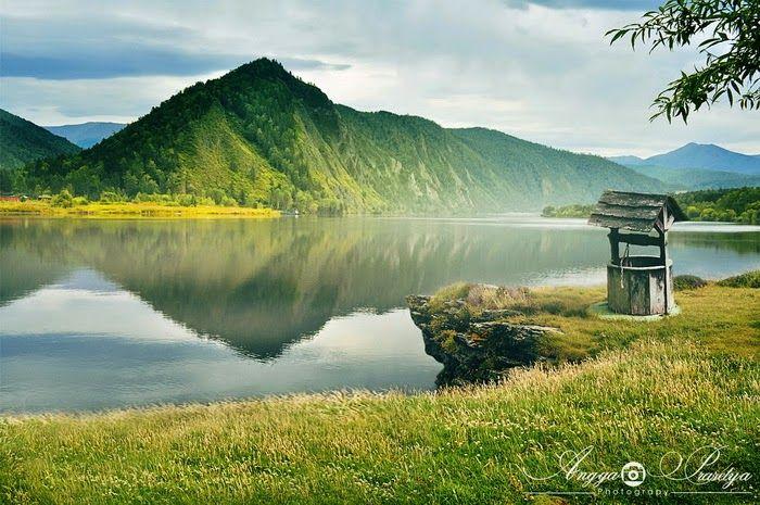 Simple Landscape - Abu Renggas