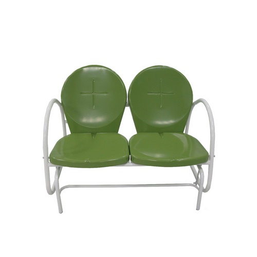 Should I get the matching glider? It's on clearance at one of the local Lowes for only $45. Such a good deal... maybe I will pick it up tonight.