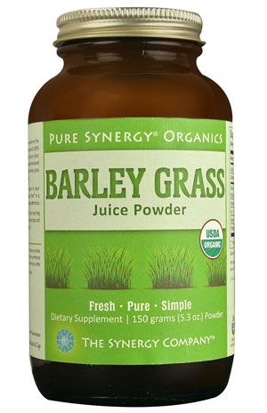 Barley Grass Juice Powder from Pure Synergy
