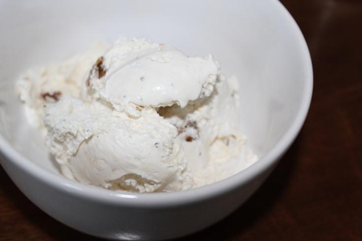 walnut icecream
