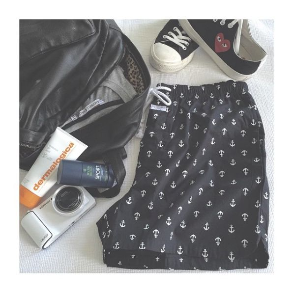 Day Trip Essentials. #anchor #shorts #campbellandhall