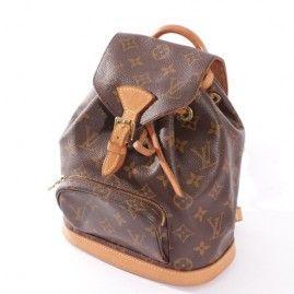Louis Vuitton Rucksack All Over Monogramm