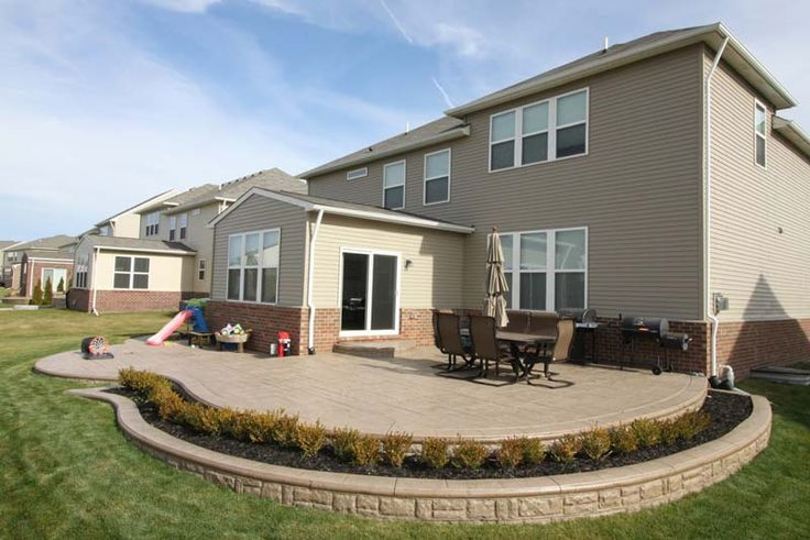 Slideshows Photo Gallery Stamped Concrete Macomb County