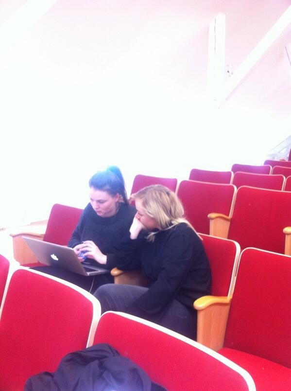 #KEAweek students working hard to get article ready for Plan Danmark. #KEAweekAfrica #KEAweekStory