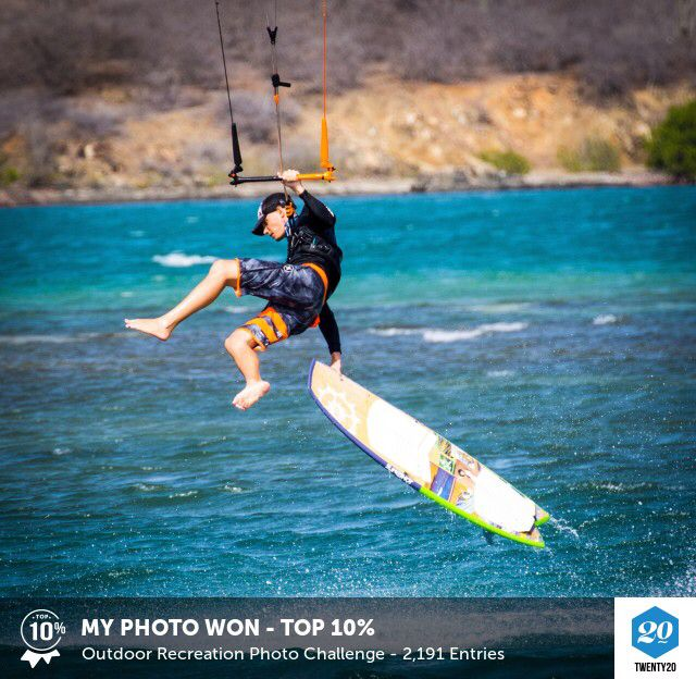My photo was picked in the Top 10% in the Outdoor Recreation challenge on @twenty20app.
