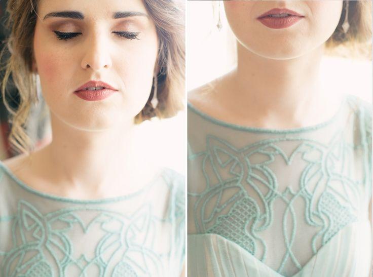 Bridesmaid's make-up  J + D Wedding Photography Clonmel Tipperary Ireland