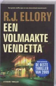 Een volmaakte vendetta (R.J. Ellory)  4 sterren
