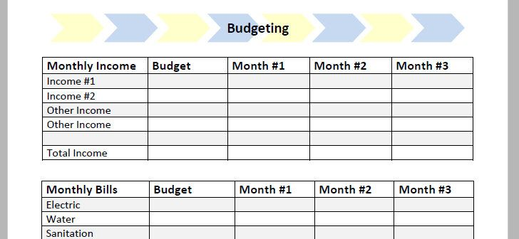 A personal favorite from my Etsy shop https://www.etsy.com/listing/290467419/budget-printables-debt-tracker-finance